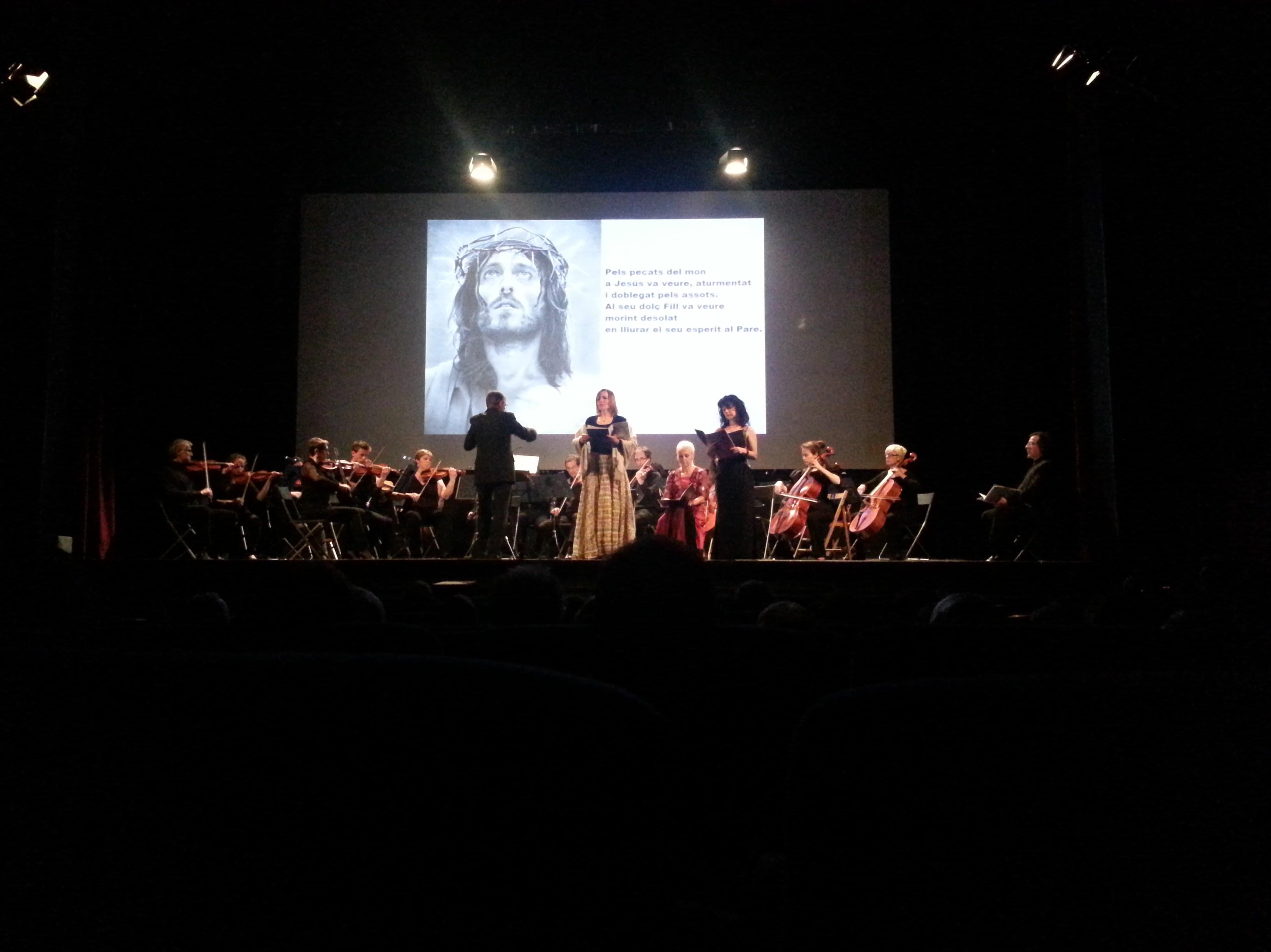Stabat Mater 2014 cinema guiu